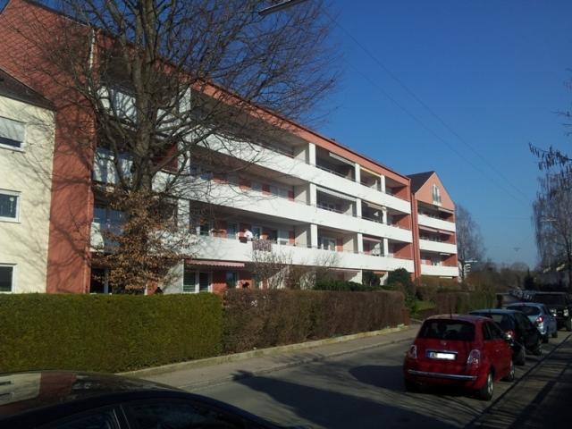Eigentumswohnung Pfersee Augsburg