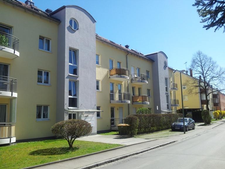 Eigentumswohnung Augsburg Bärenkeller