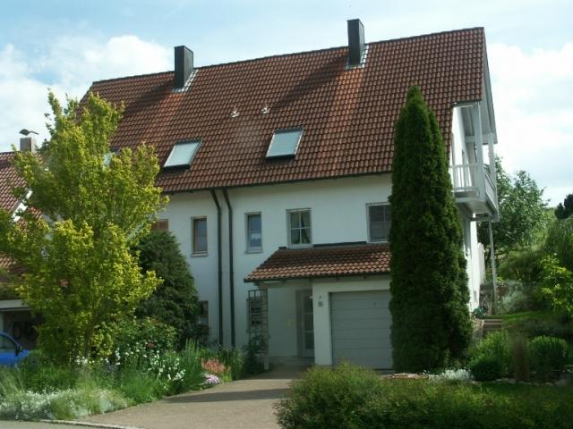 Doppelhaushälfte Donauwörth Harbug