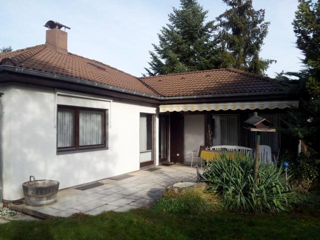 Einfamilienhaus Bungalow Neusäß