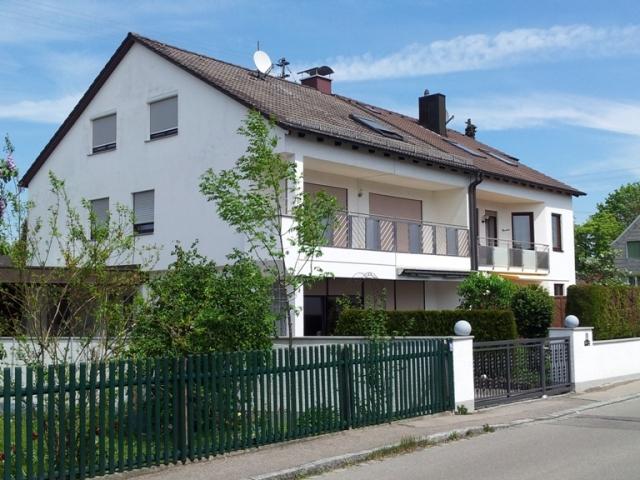DHH Doppelhaushälfte Augsburg Hammerschmied