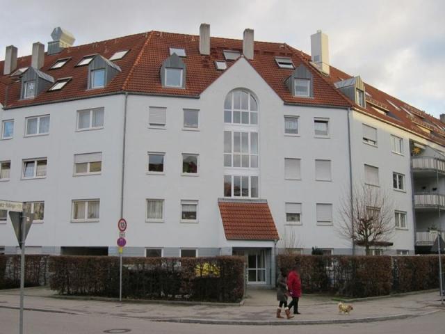 Wohnung Miete Augsburg Pfersee