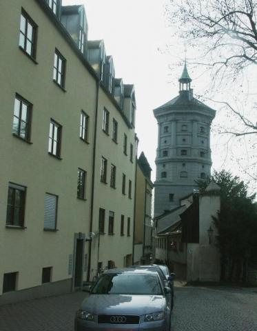 Wohnung Augsburg Zentrum Innenstadt Miete