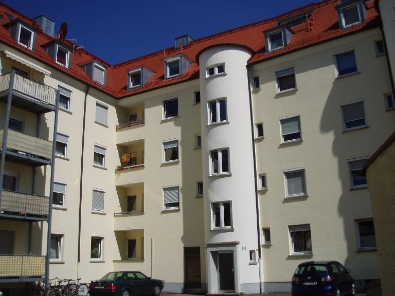 Eigentumswohnung Augsburg Zentrum