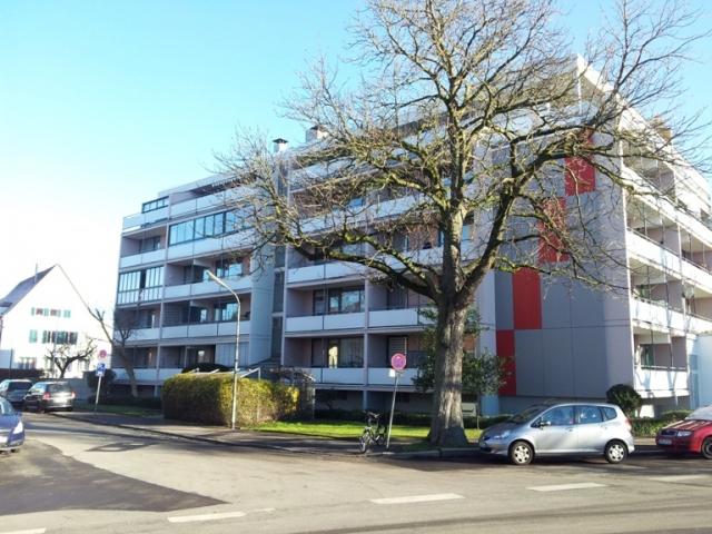Eigentumswohnung Augsburg Innenstadt