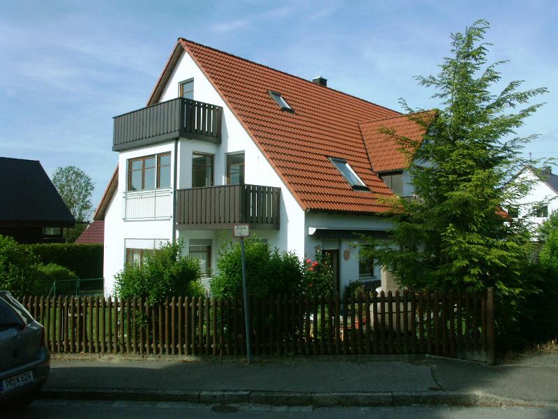 Wohnung Mansarde Augsburg Kutzenhausen