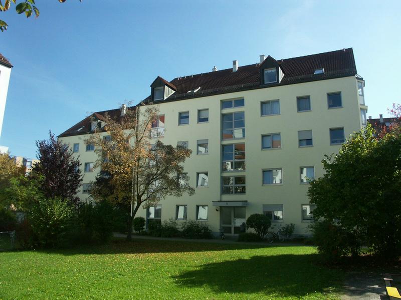Eigentumswohnung Augsburg Stadtbergen