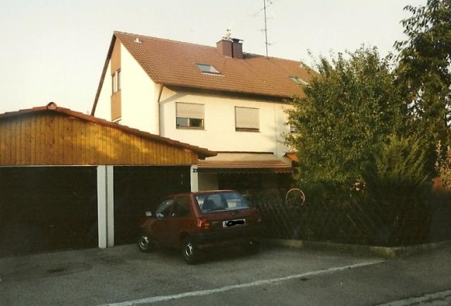 Doppelhaushälfte Diedorf