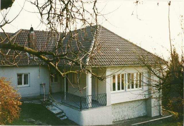 Einfamilienhaus Bungalow Bobingen