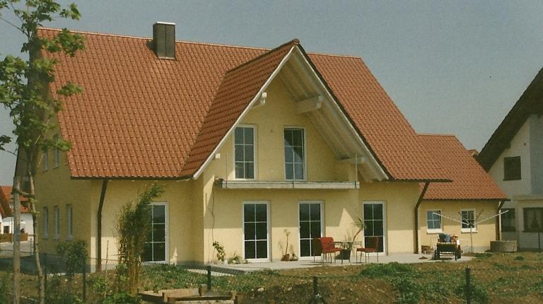 Einfamilienhaus Graben
