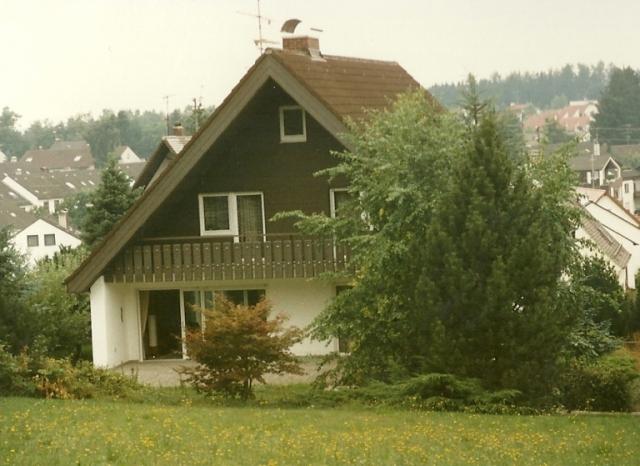 Einfamilienhaus Neusäß