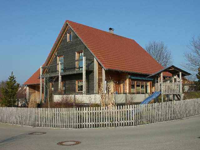 Einfamilienhaus Ustersbach