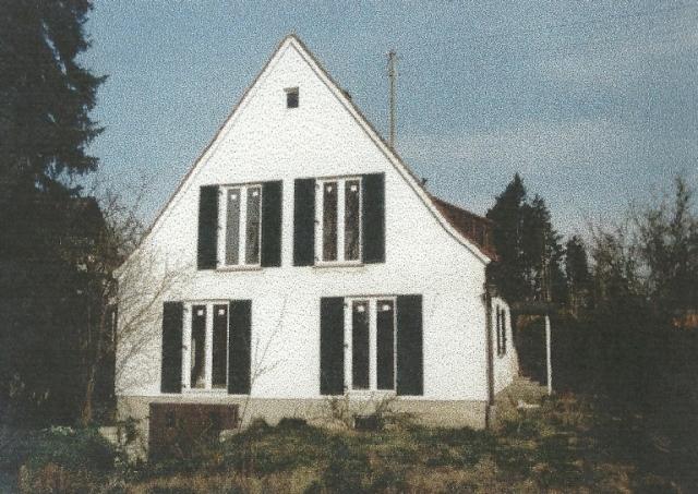 Einfamilienhaus Neusäß Steppach