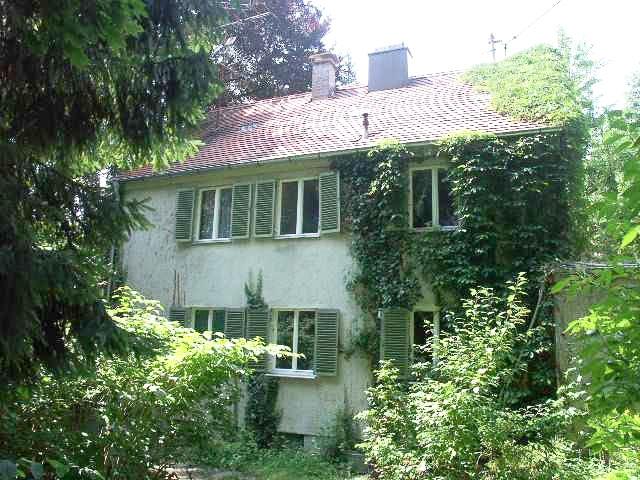 Einfamilienhaus alte Villa mit Schwimmbad Augsburg Göggingen