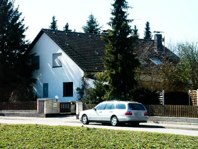 Einfamilienhaus Untermeitingen