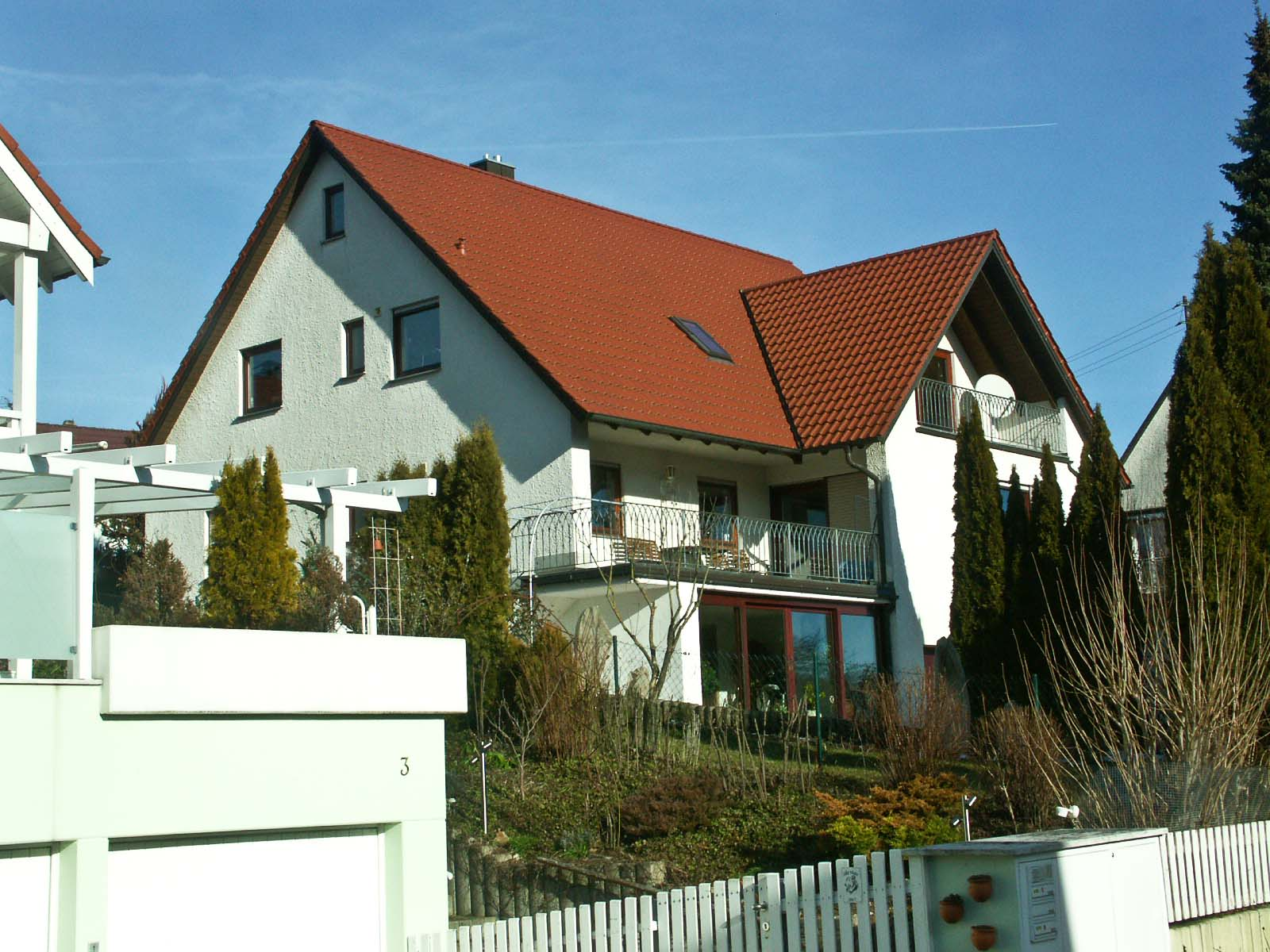 gehobenes Einfamilienhaus Aystetten