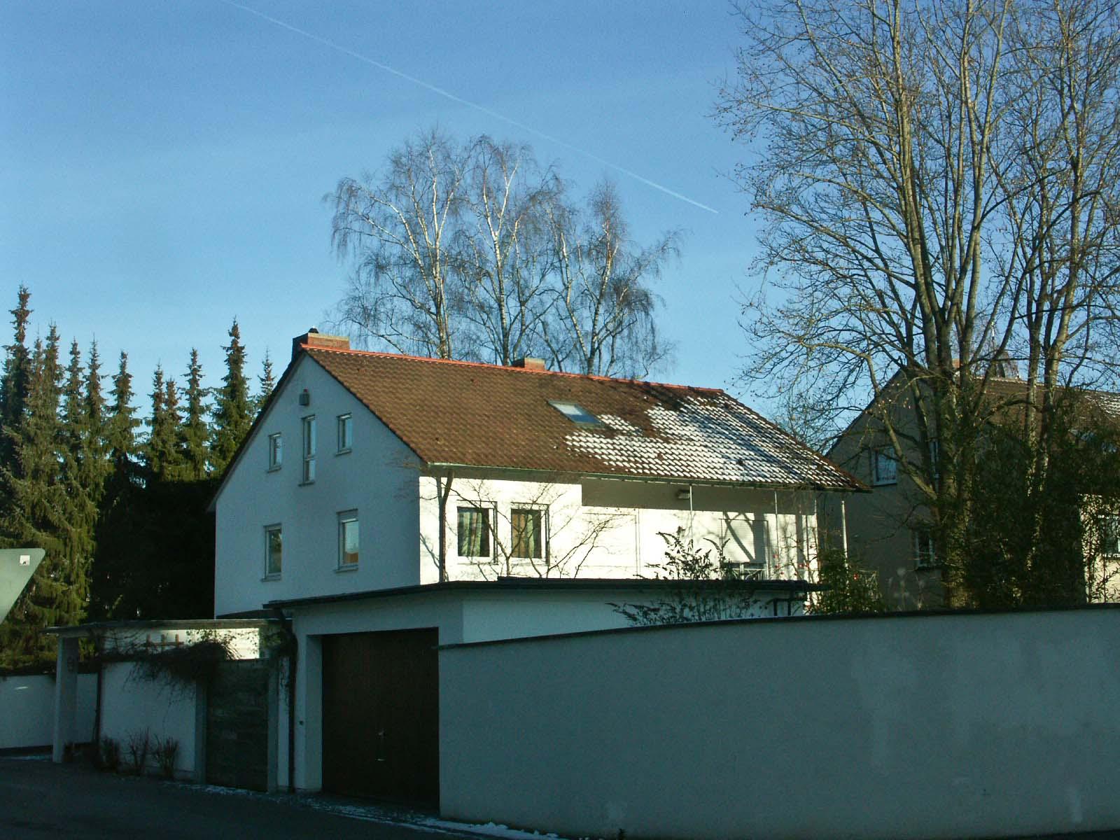 Architektenvilla Augsburg Zentrum Spickel Innenstadt