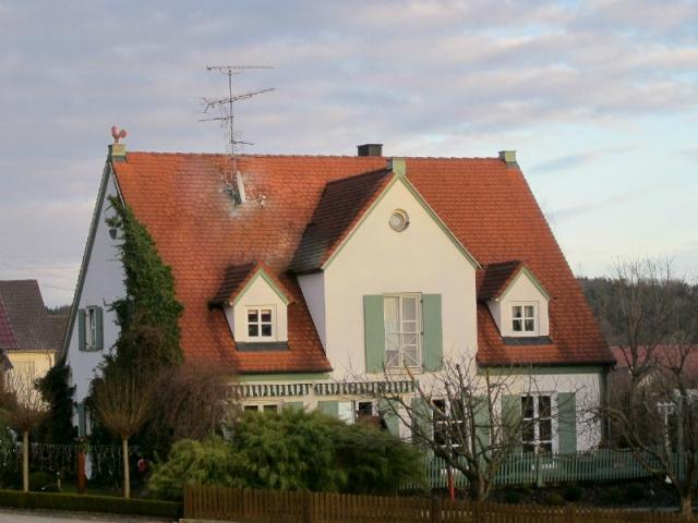 Einfamilienhaus mit Ausblick Zusmarshausen