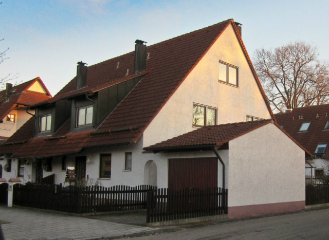 Doppelhaushälfte Augsburg Hochzoll
