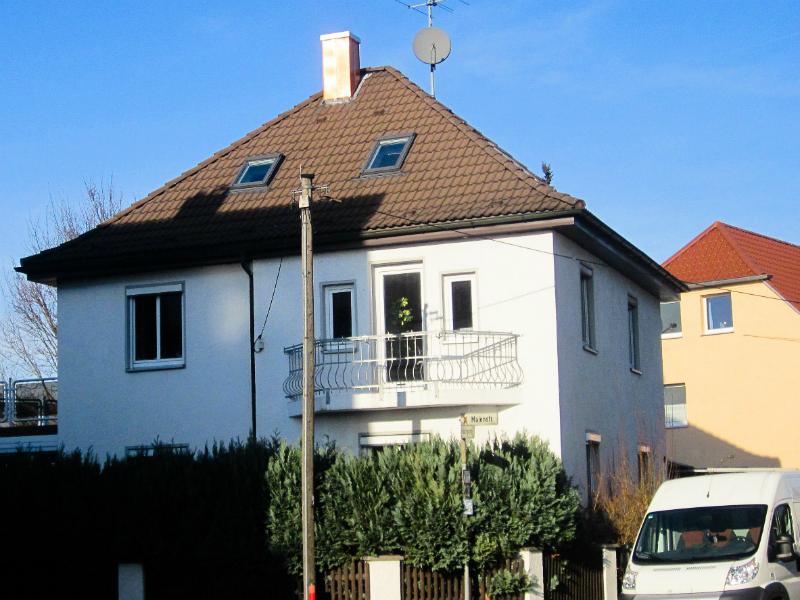 Einfamilienhaus Augsburg Kriegshaber