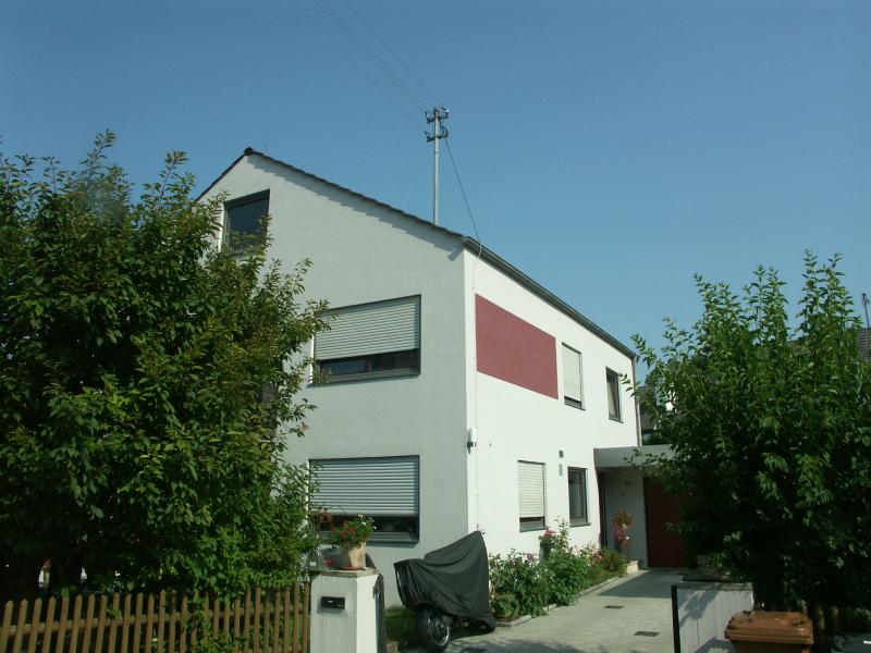 Einfamilienhaus Zweifamilienhaus Friedberg