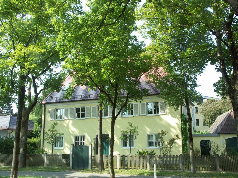 Luxusanwesen Augsburg Zentrum Spickel