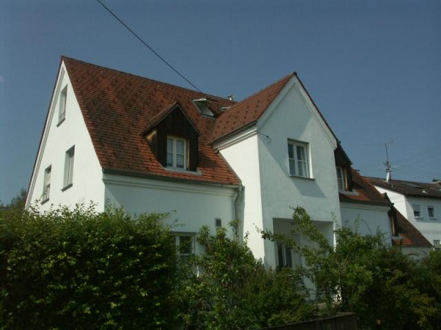 freistehendes Einfamilienhaus Neusäß Steppach