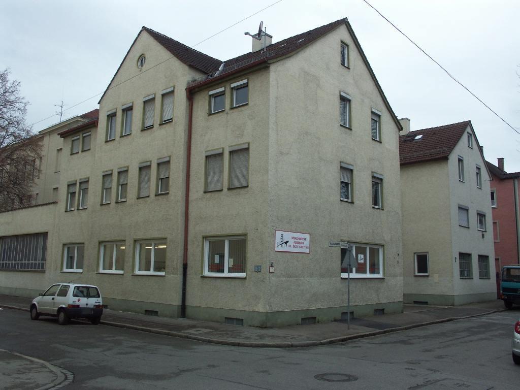 Mehrfamilienhäuser mit Gewerbe Augsburg Oberhausen