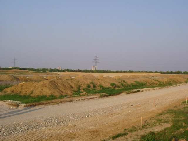 Grundstück Göggingen unbebaut