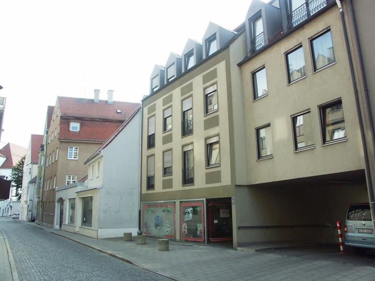 Gewerberäume Laden Fahrschule Augsburg Innenstadt