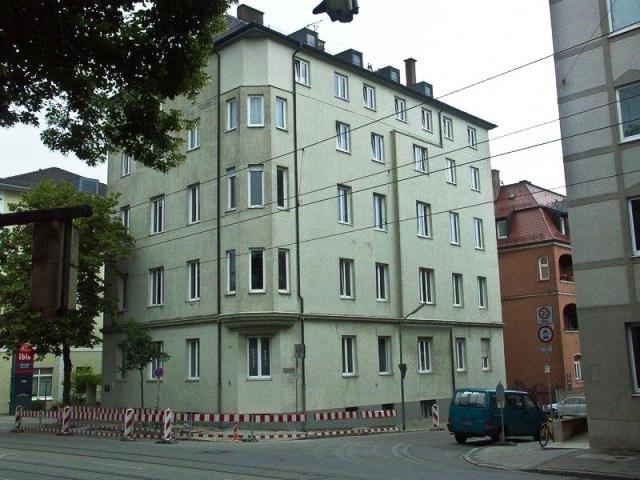 Kapitalanlage Mehrfamilienhaus Augsburg